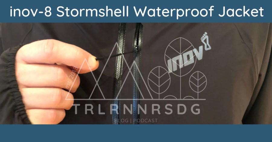 inov-8 Stormshell Waterproof Full Zip