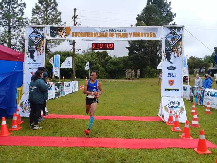 Resultados Sudamericano Trail y Montaña Uruguay 2018