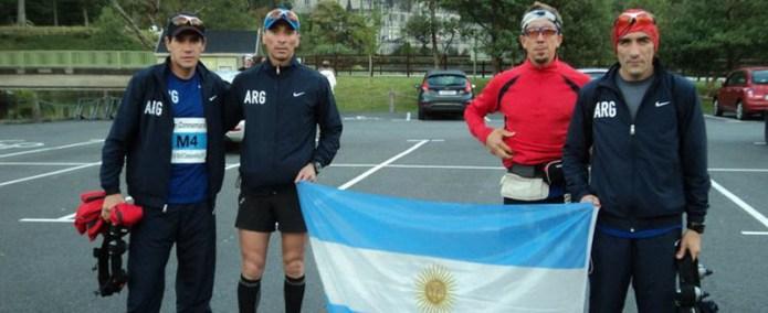 Resultados IAU Trail World Championships 2011