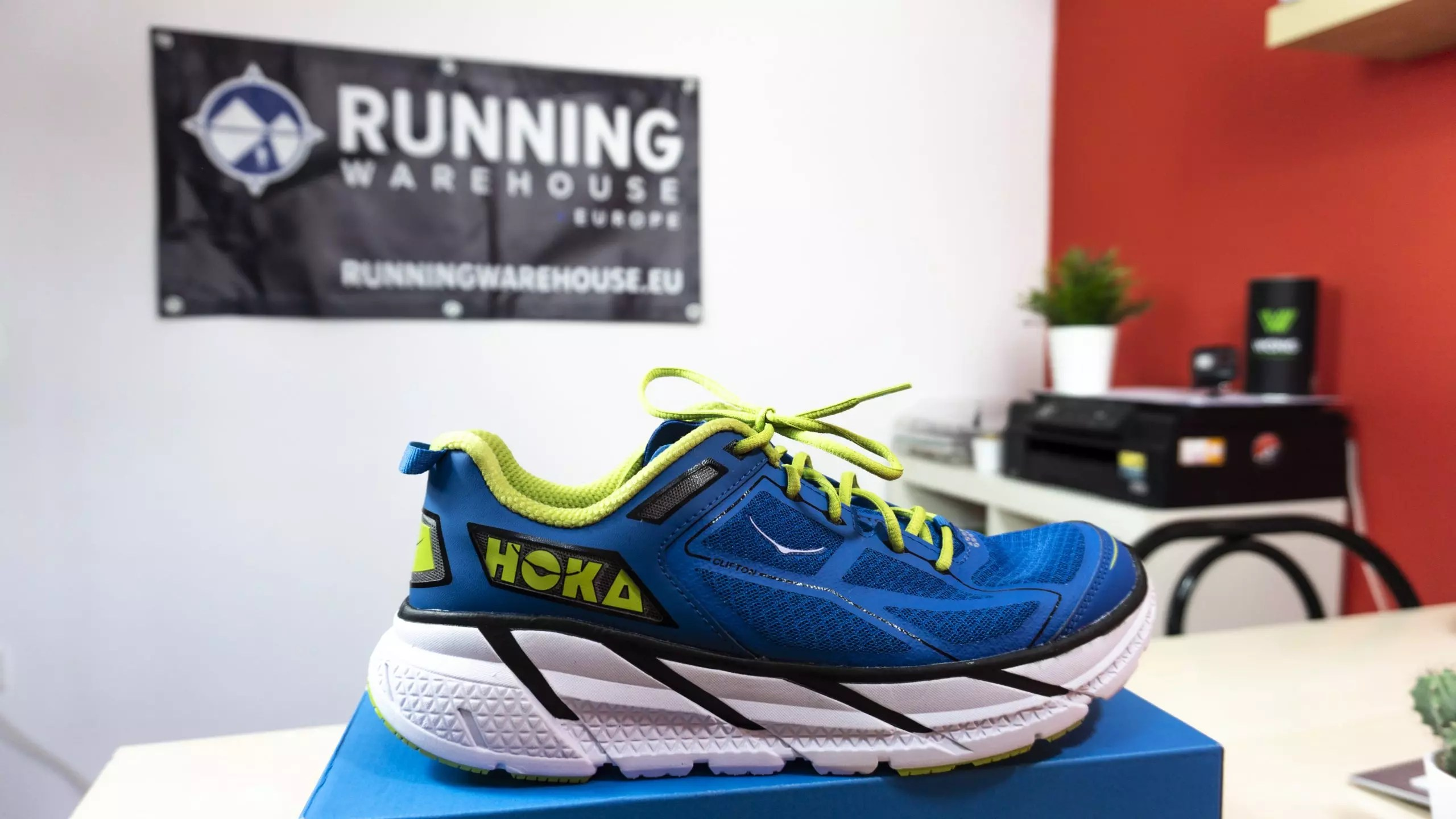 Zapatillas Running HOKA Clifton 6 M
