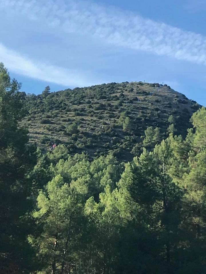 Panorámica Assota Trail
