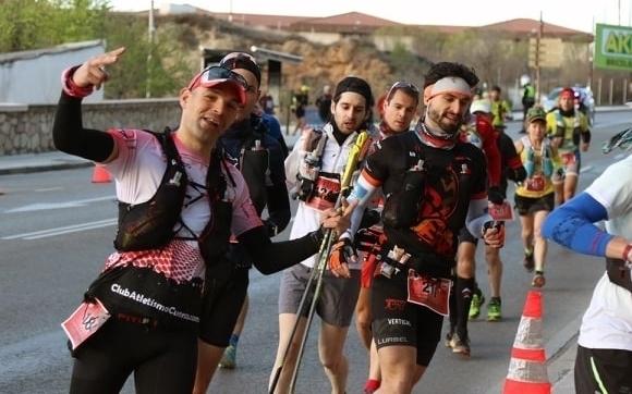 Salida Trail Running España