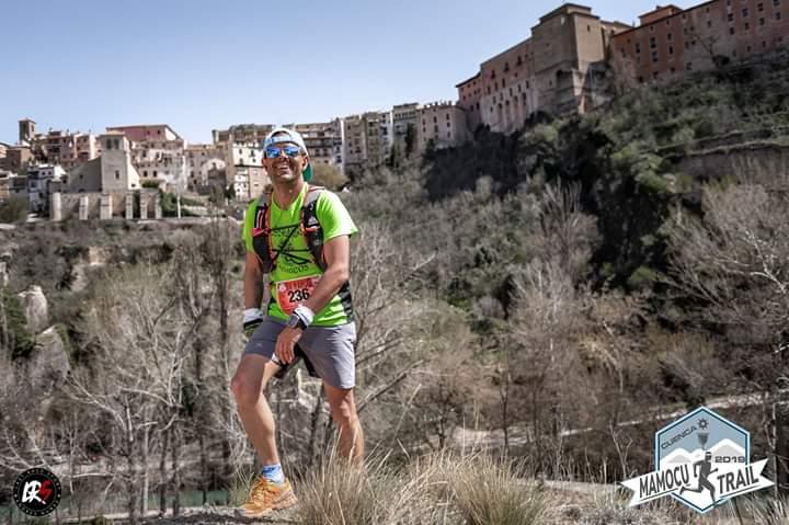 Últimas cuestas de la Maratón de Montaña de Cuenca