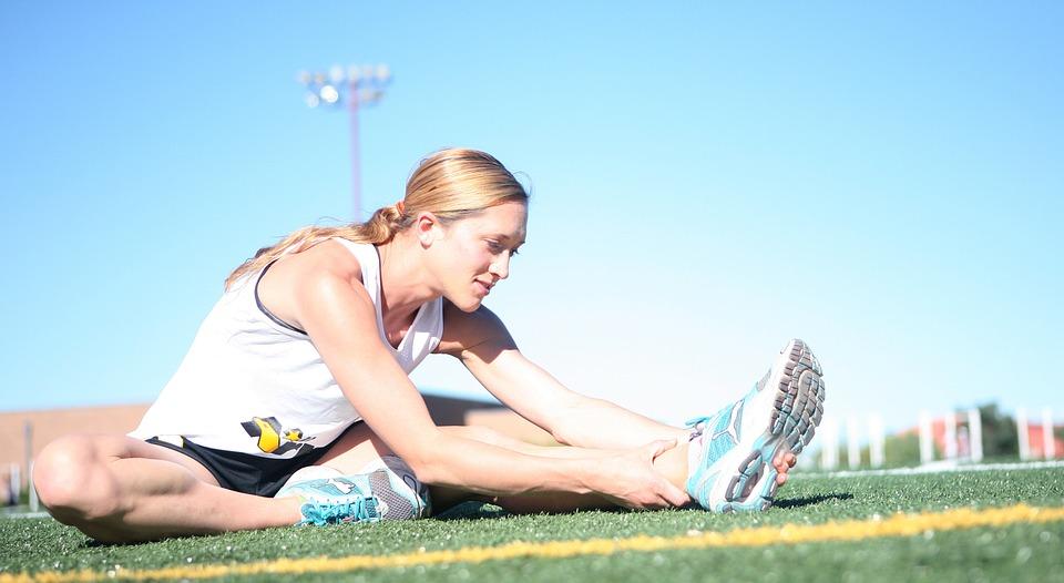 Estiramiento para prevenir dolor muscular