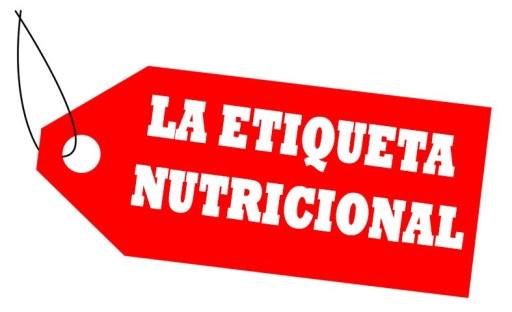 la etiqueta nutricional - principal