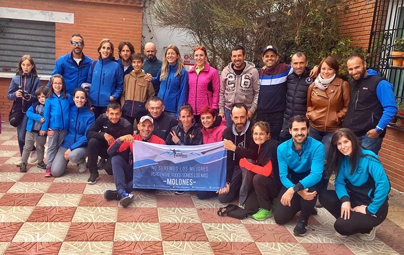 Con Trail Running España en Gigantes Trail