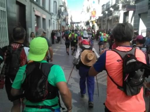 Salida de los 101 de Ronda (Foto: Francisco Contreras)