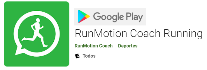 RunMotion Coach Running App
