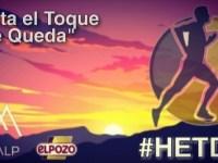 """Reto """"#HastaElToqueDeQueda"""""""