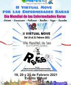 II Virtual Move por las Enfermedades Raras
