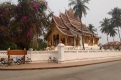 Luang Prabang Street view