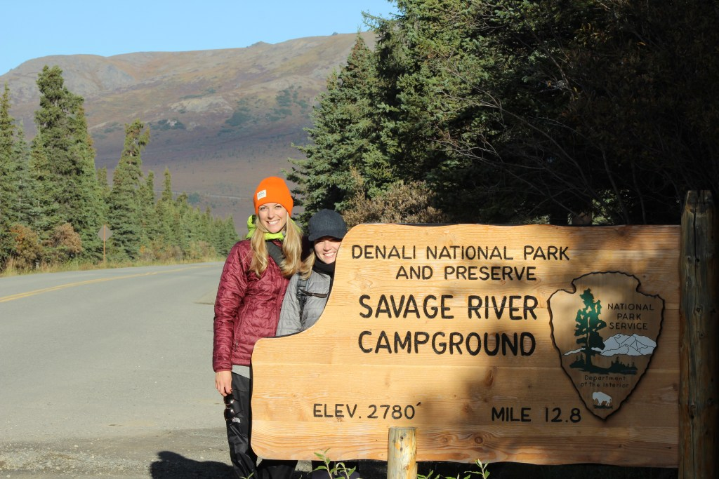 Savage river campground - denali national park