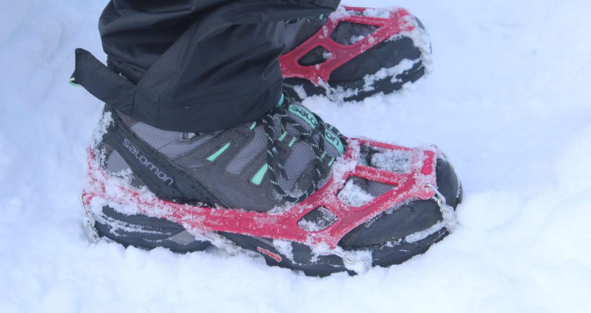 Product Review: Kahtoola Microspikes