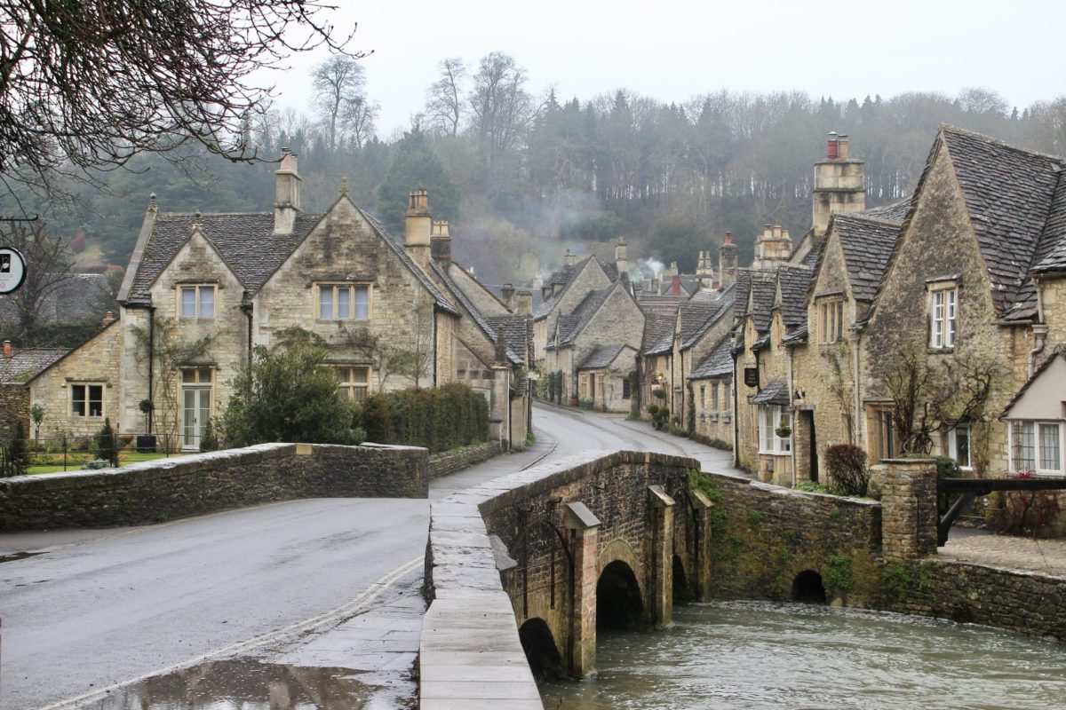 Castle Combe - The Most Beautiful Village in England
