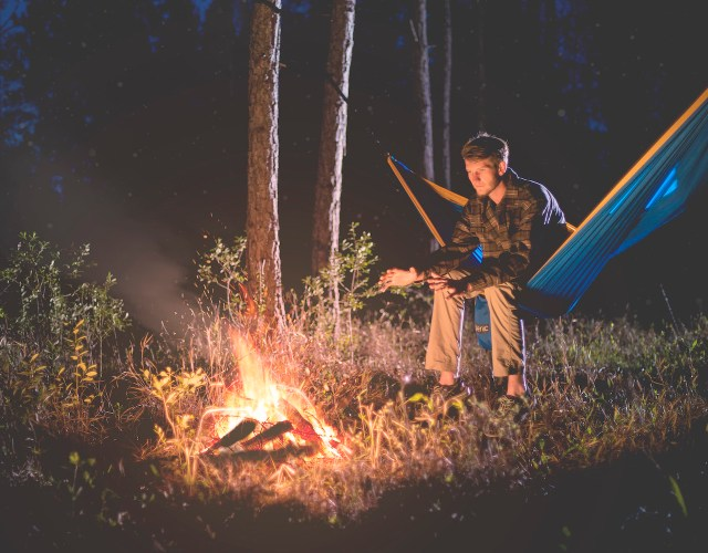 Why You Should Try Hammock Camping [Sponsored]