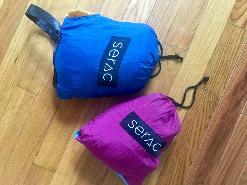 review serac hammocks