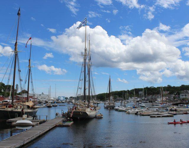 A Weekend in Camden, Maine