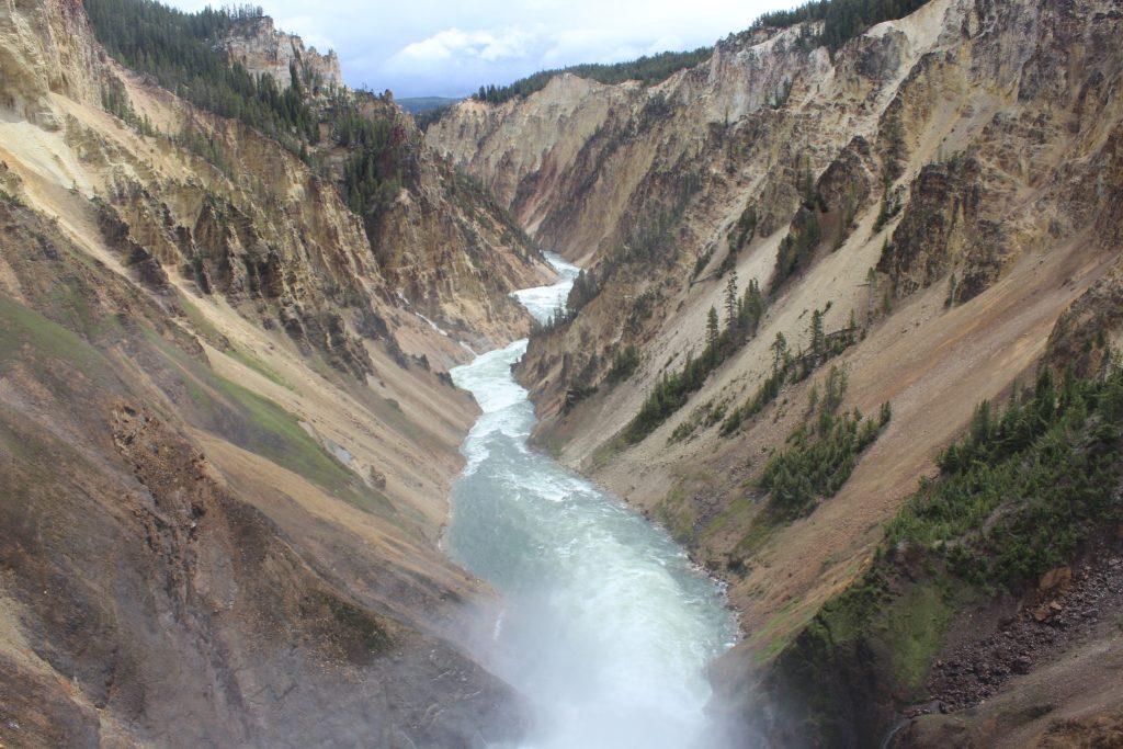 Yellowstone two days