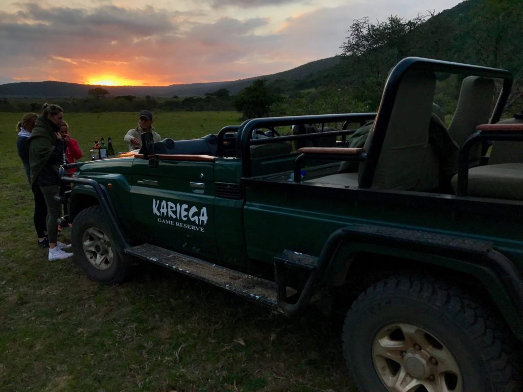 safari sundowner