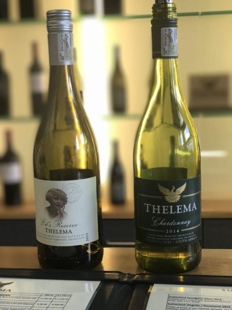 Thelma mountain vineyards
