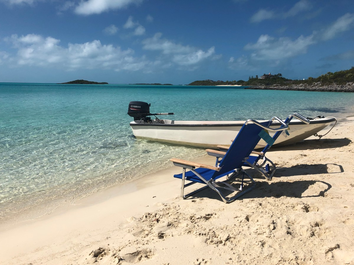 Staniel Cay Yacht Club is the Happiest Place on Earth