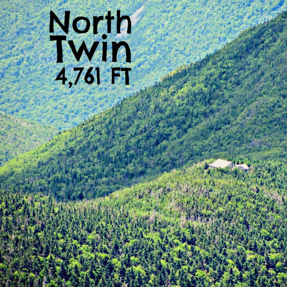 north twin mountain