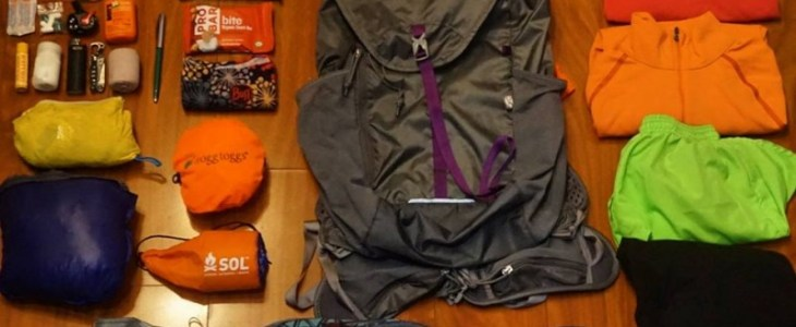Bushwhacking and Off Trail Gear List