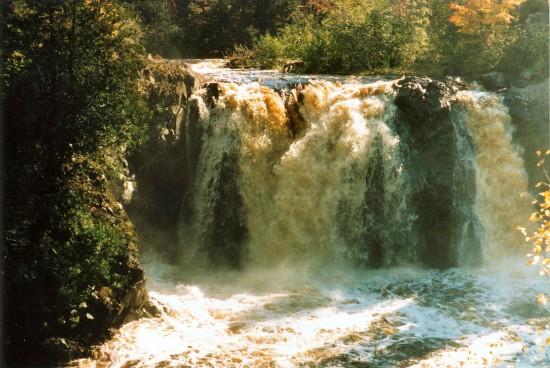 Little Manitou Falls