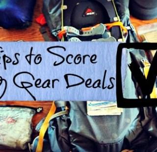 hiking gear deals