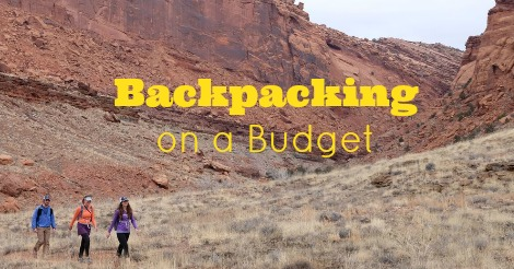 Ten Tips for Backpacking on a Budget