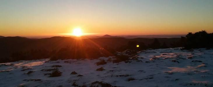 5 Reasons to do a Sunrise Hike