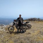 Fantastic three days of riding off-road in Spain
