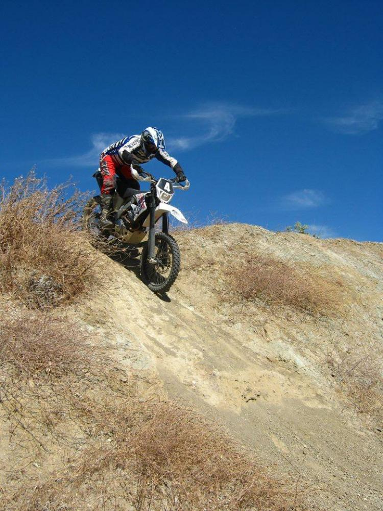 Improve your off-road trail riding skills, become an amazing enduro rider and try some riding on the motocross track.