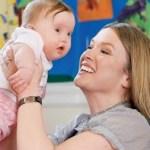 Cuộc sống với cô con gái có Hội chứng Down
