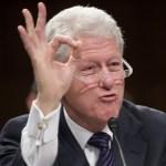 Cựu tổng thống Hoa Kỳ Clinton tập thiền