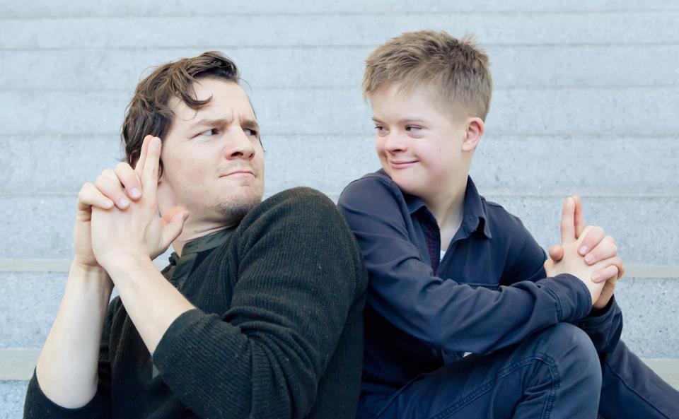Hình dạng, Tâm tính của trẻ có hội chứng down (down syndrome)