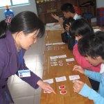 Cô Nhiên ở Trường Hoa Phong Lan