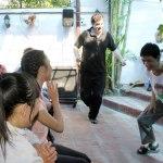 Người khuyết tật nhảy cùng nghệ sĩ step dance hàng đầu thế giới