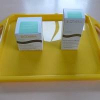Hoạt động theo phương pháp Montessori: Đóng , mở nắp các loại hộp