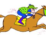 Tranh tô màu: Chủ đề Ngựa và Cưỡi Ngựa