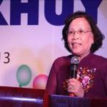 """Bộ trưởng Phạm Thị Hải Chuyền tham dự Đêm hội """"Vầng trăng khuyết"""" với trẻ em khuyết tật"""