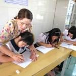 """Giáo dục trẻ khuyết tật có nguy cơ bị """"xoá sổ"""""""