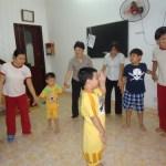 Dạy múa và dạy cách biểu hiện cho trẻ đặc biệt