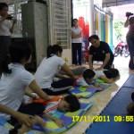 Yoga cho trẻ đặc biệt