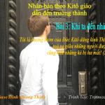 Nhân bản theo Kitô Giáo – Bài 3: Khi ta đến nhà ai