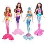 Tô màu theo chủ đề: Thời trang Barbie-Phần 2