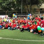 """Sự kiện """"Ngày Thế giới nhận thức về Hội chứng Down"""" tại Hà Nội năm 2017"""