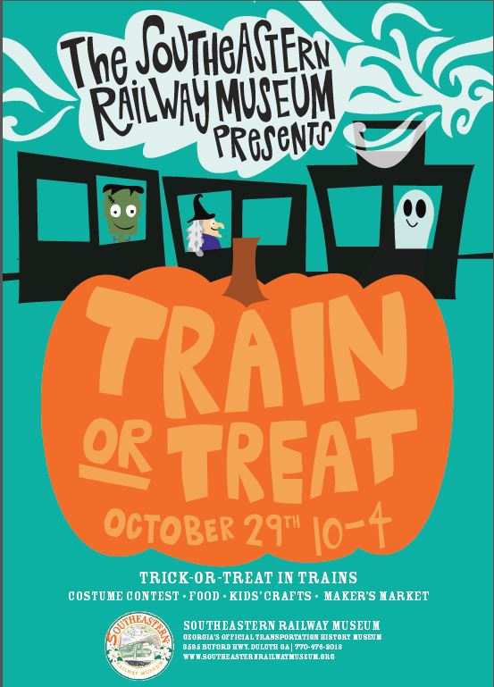 Train-Or-Treat 2016