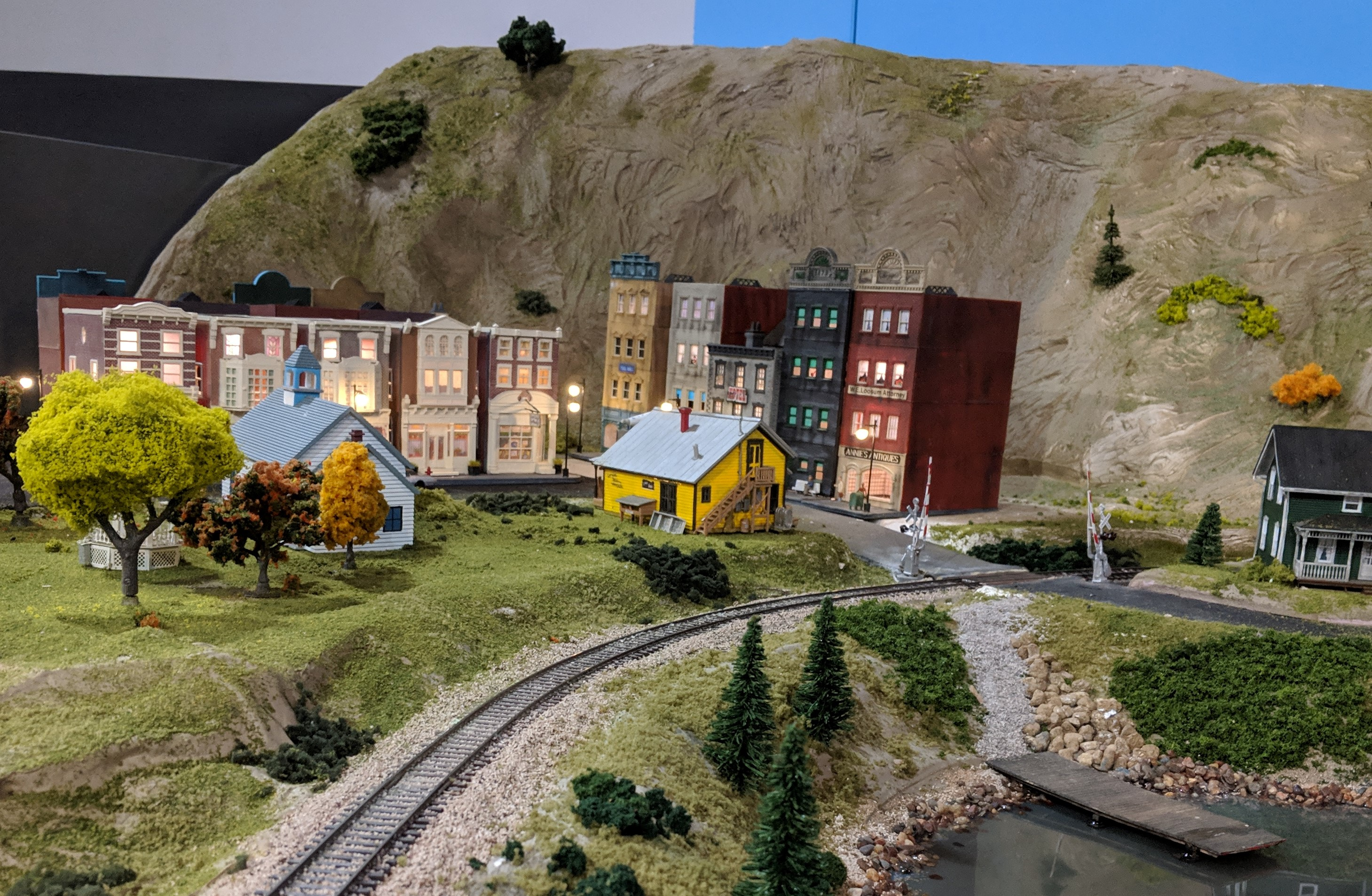 HO-Scale Model Railroad February Updates – Southeastern Railway Museum
