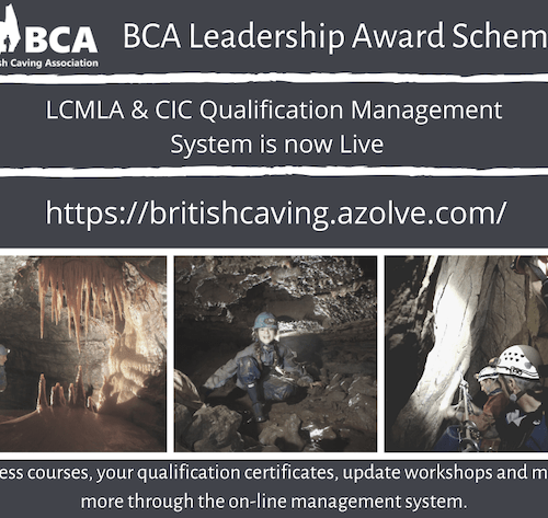 Qualification Management System for the BCA Leadership awards now going live